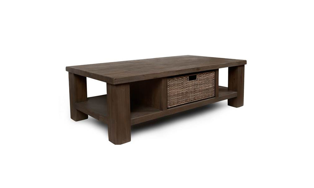 MODERN WOOD TABLE
