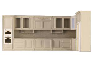 Traditional Kitchen Cabinet
